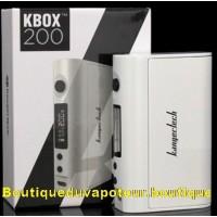 KBOX 200W kangertech blanche