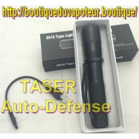 Taser shocker lampe auto defense tazer 25€