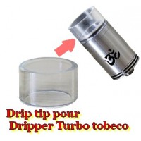Drip tip Dripper Tobeco Turbo