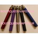 Batteries 1100mA Twist (voltage réglable : Confort de vape)
