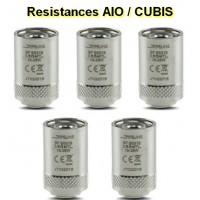 Résistance joyetech AIO / CUBIS à l'unité