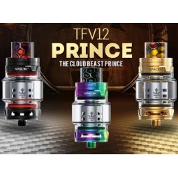 """TFV12 PRINCE "" Smok bdv boutiqueduvapoteur"