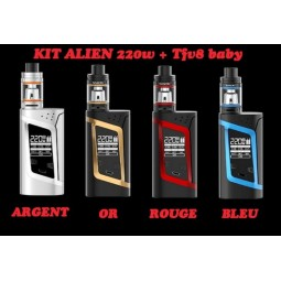 Kit Alien 220w Smok AL220