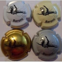 """Série BARONI """" Bonne Année 2011"""""""
