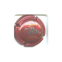 """Capsules CATTIER """"Cuvée Dragon"""" an 2000"""