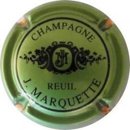 """MARQUETTE J. """"Verte /Noir"""""""