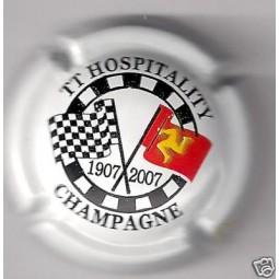 """MATHELIN TT Hospitality """"1907-2007"""" blanc"""