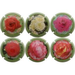 """MERCUZOT Thierry """"Les Roses série 3"""""""