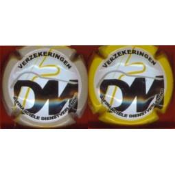 """DEROUILLAT """"DM"""" verzekeringem"""