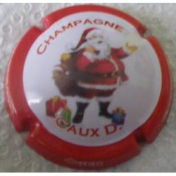Capsule de champagne JEROBOAM CAUX Dominique Noël 2012