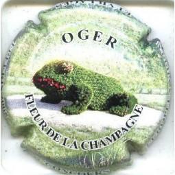 Générique champagne OGER grenouille 2005