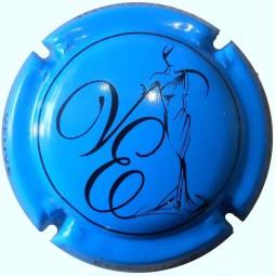 Veuve éléonore Bleu