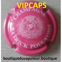 capsule de champagne POUGEOISE Patrick rose