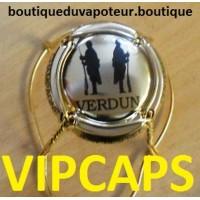 capsule de champagne DESPRET Jean Plaqué OR VERDUN