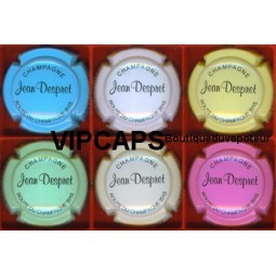 """capsules de champagne pas cher DESPRET Jean """"Route du champagne"""""""