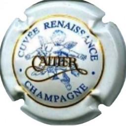 """capsule de champagne CATTIER """"cuvée renaissance"""""""