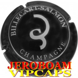 Capsule de champagne JEROBOAM Billecart Salmon N55 noir