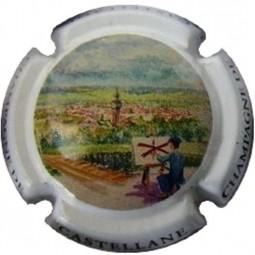 Capsule champagne Castellane centenaire de la tour 95f