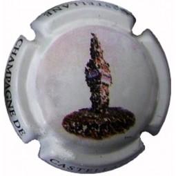 capsule champagne Castellane centenaire de la tour 95g