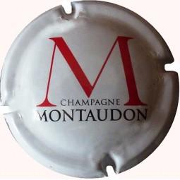 Capsule de Champagne MONTAUDON sans cercle