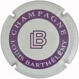 Capsule de champagne BARTHELEMY Louis LB