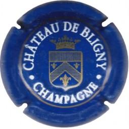 Capsule de champagne Chateau de bligny bleu nuit N°4c