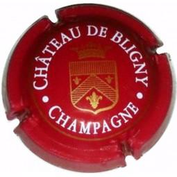 Capsule champagne Chateau de bligny bordeaux N°4b