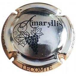LECOMTE cuvée Amaryllis Plaqué OR