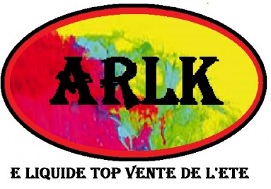 E Liquide top vente de l'été ARLK